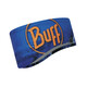 Buff Headband Windproof Anton - Couvre-chef - Size 30 orange/bleu